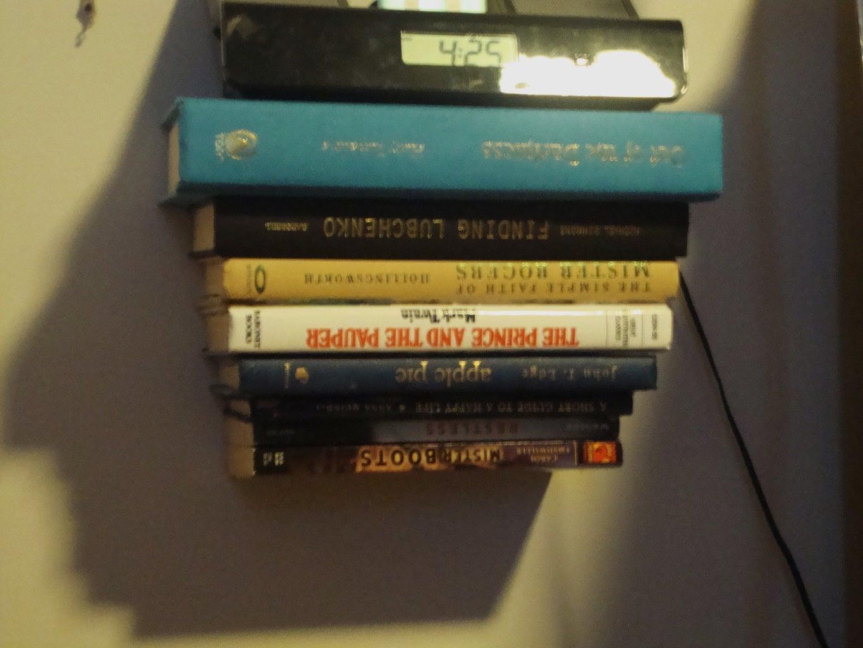The Upside Down Bookshelf