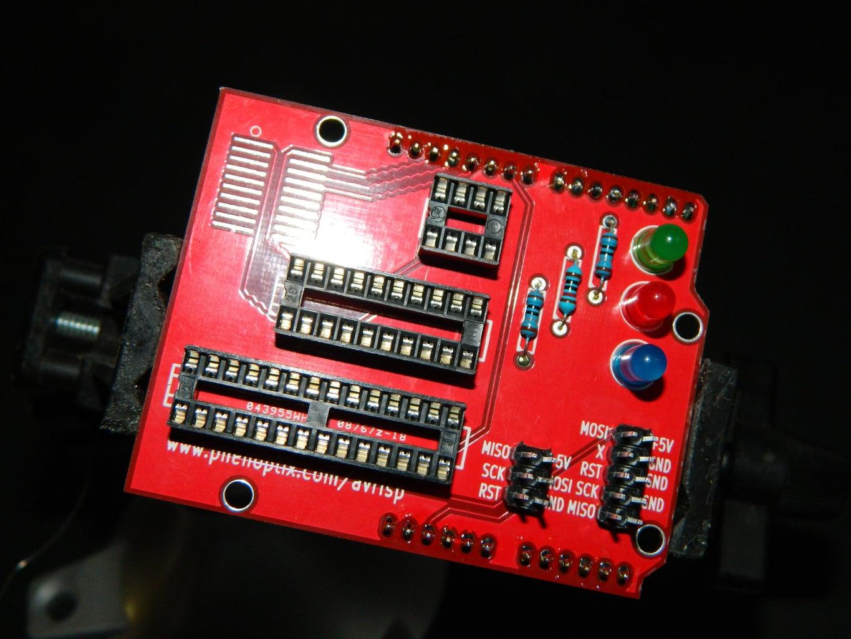 Solder the Arduino Headers