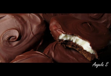 Girl Scout Chocolate Thin Mint Cookies