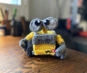 Crochet Wall-e