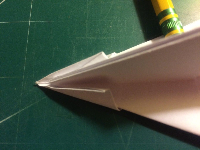 Security Folding; Taping