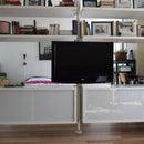 Ikea Hack - Pivot TV Mount
