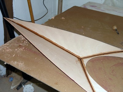 Fillet the Plywood