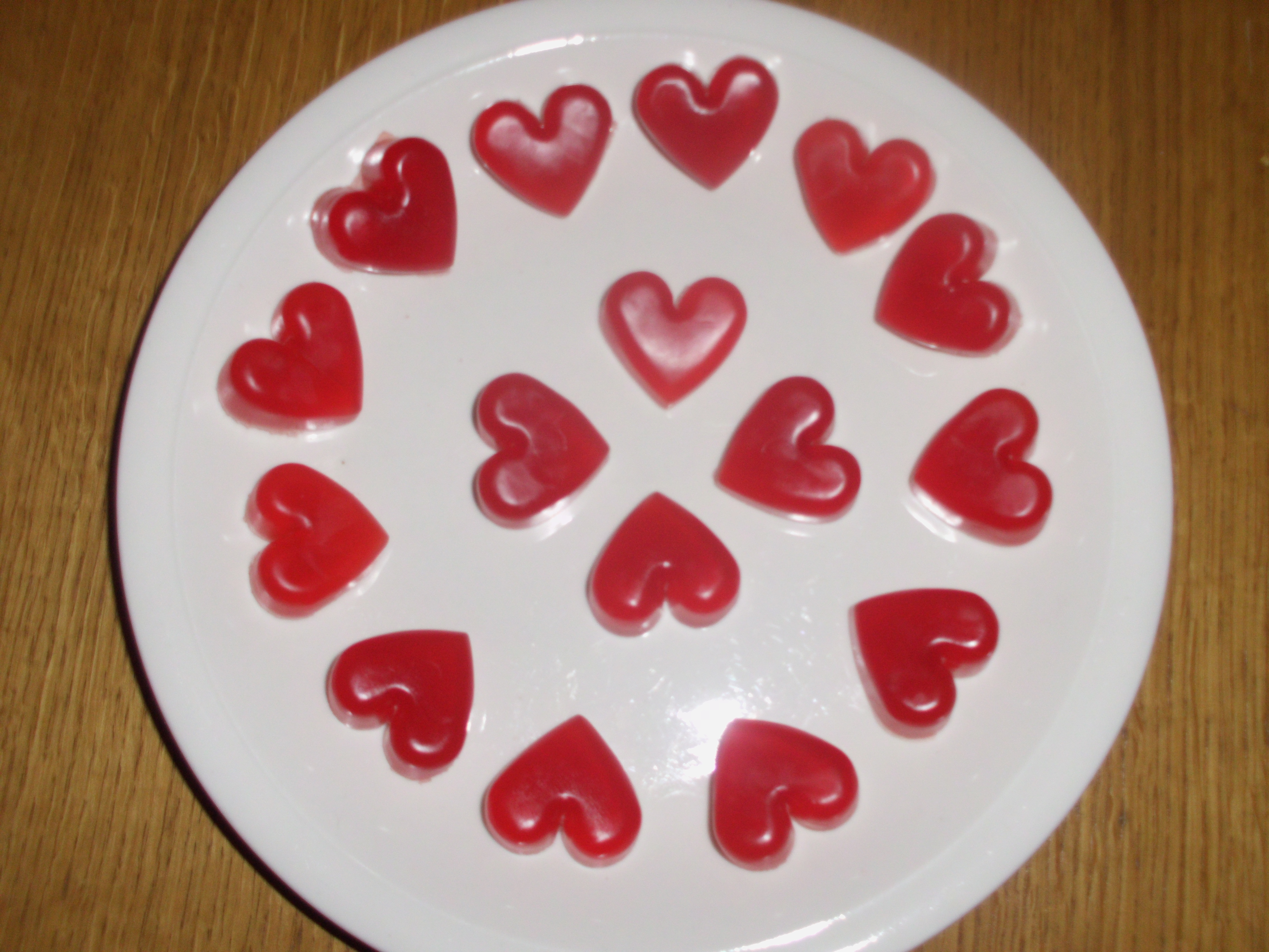 Haribo Style Gummy Heart Sweets ! (In Around 20 Minutes)