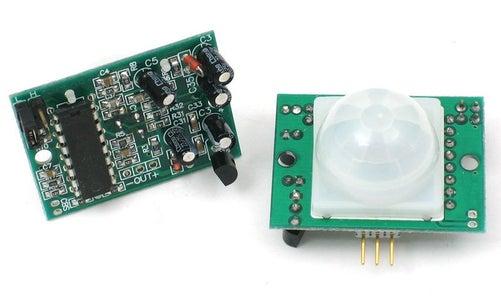 PIR Sensor Small Information