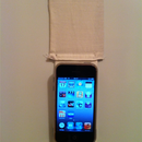 Magnetic iPhone Holder