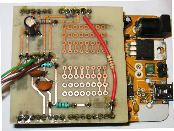 Arduino Shield Tips by LOG