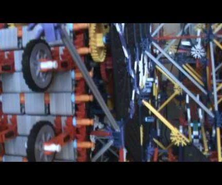 Andromeda: K'nex Ball Machine Preview 3