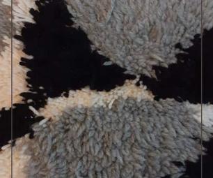 迷你手工地毯