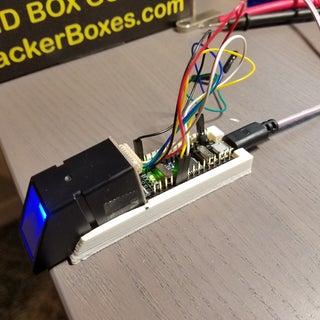 HackerBox 0038: TeknoDactyl