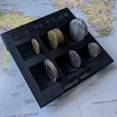 Coin Caddy and CD Holder - Organisers for Your Car