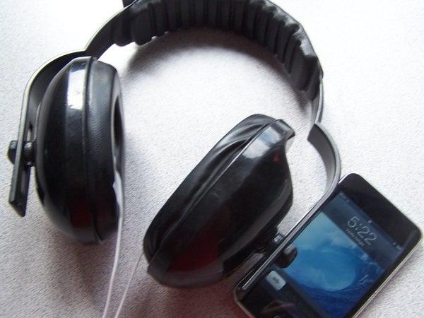 Make Noise Cancelling Headphones
