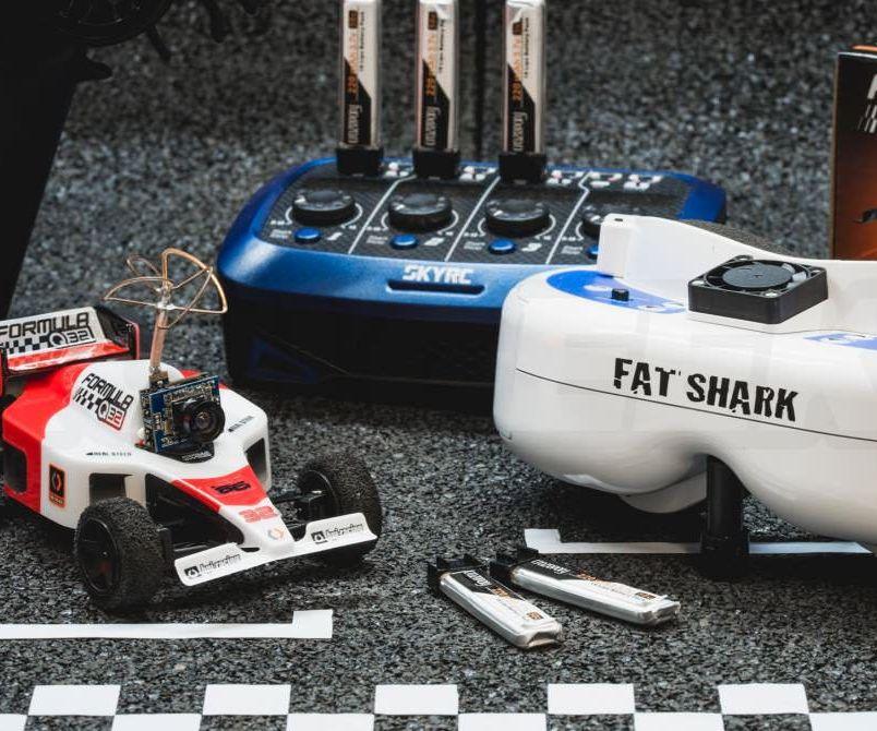 HPI Q32 Remote Control Car With FPV Upgrade