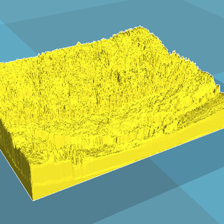 3D Printed Photograph