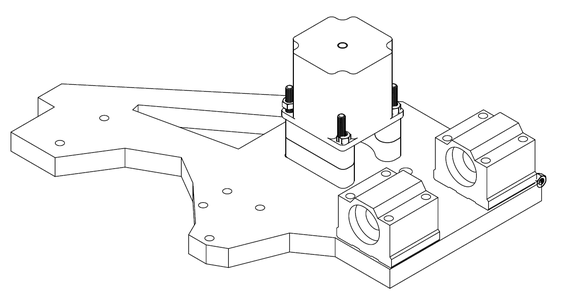 Step 3: Y Axis Assembly