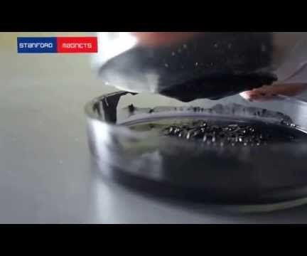 DIY FerroFluid and Play With It