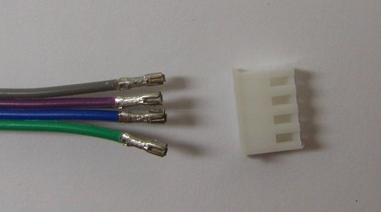 Building the Caliper Interface Cable
