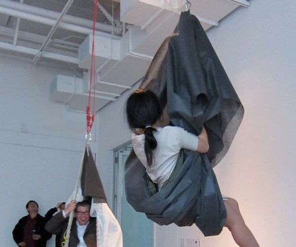 Counterweight Hanging Hammocks