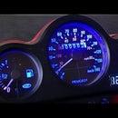 Speedometer Backlight & Voltmeter Mod