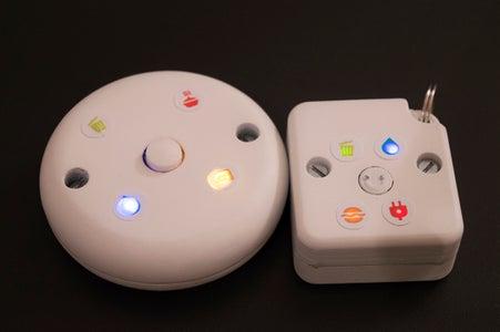 "NFC Habit Tracker ""Dory"" - Arduino Wearable, Gadget"
