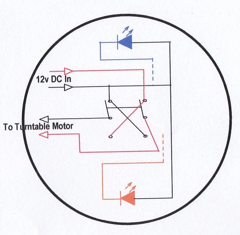 6 Pin Rocker Switch Wiring Diagram : Jack Plate