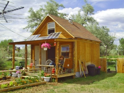 Summary of the Quixote Cottage Project