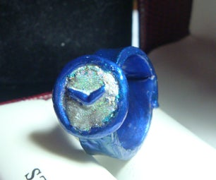 Clay Watch Ring