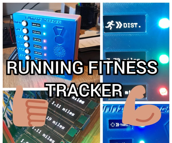 Daily Running Tracker