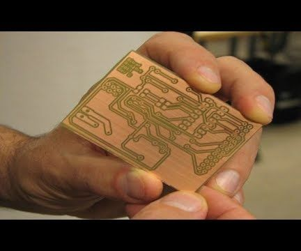 New Way to Create Printed Circuit Boards