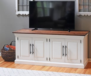 How to Build a Media Console