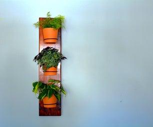 Floating Plant Hanger