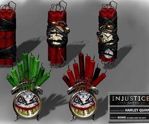 Harley Quinn Bomb (prop)