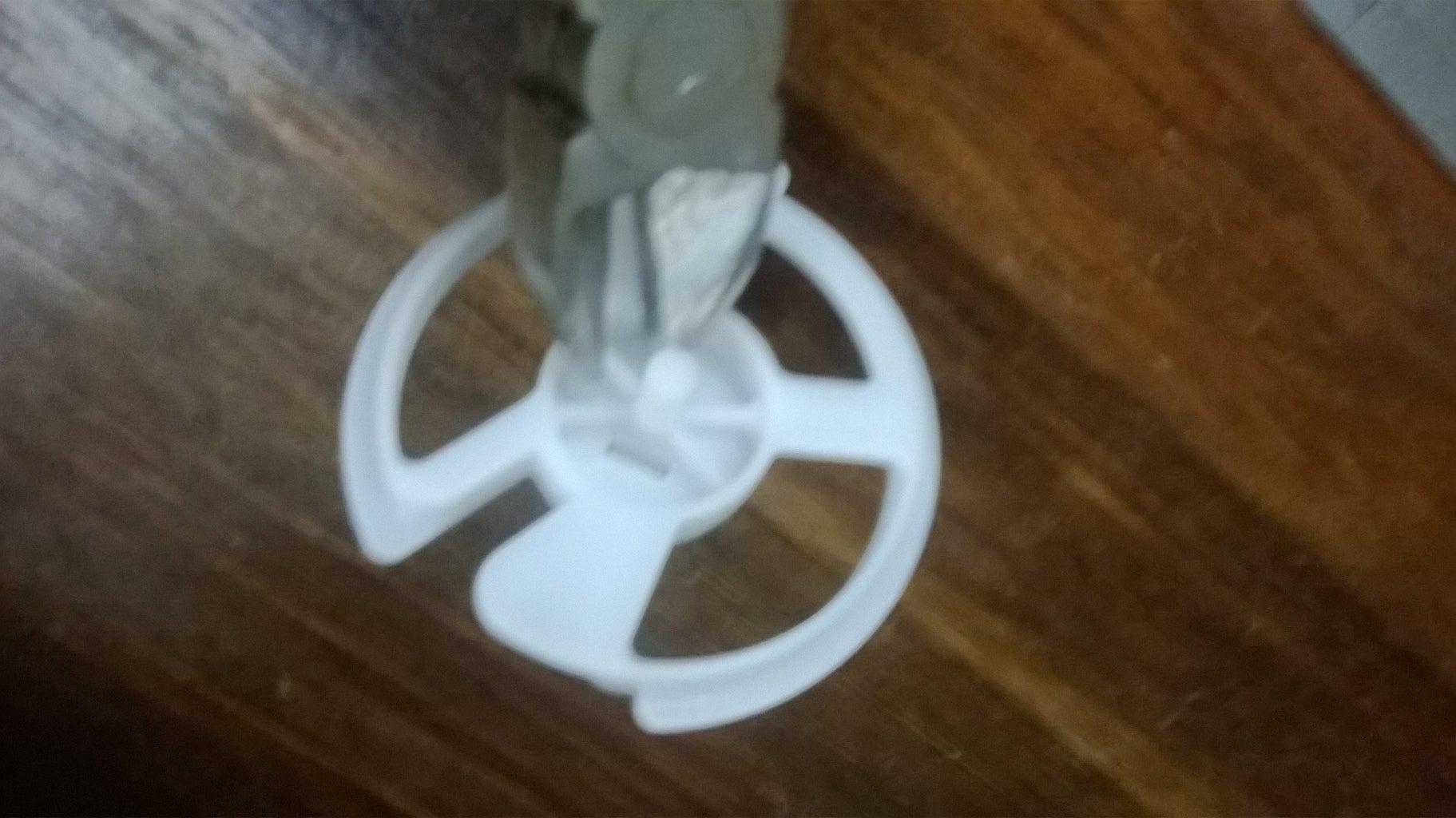 Remove Motor Post on Adator