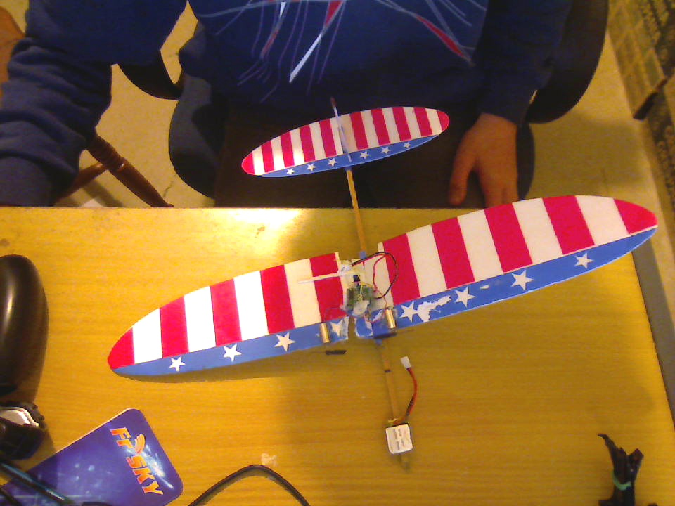 micro rc heli to rc plane