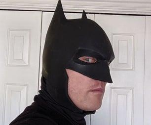 Foam Batman Mask
