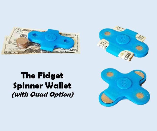 Spinner Wallet