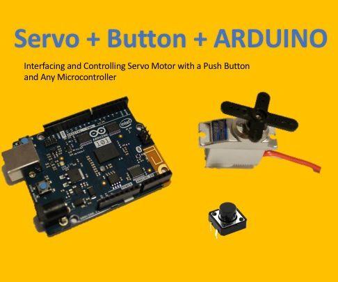 Servo Motor + Arduino