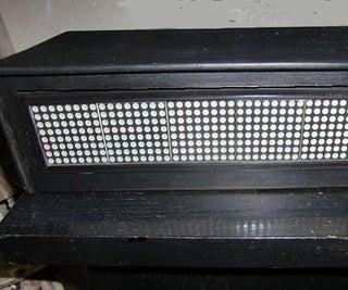 INTERNET RADIO / TICKER / WEATHERSTATION