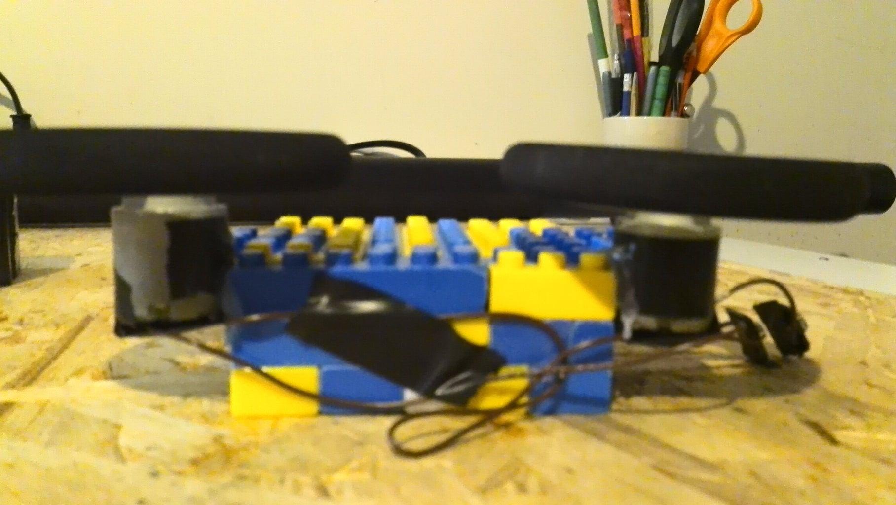 Build the Ping Pong Ball Shooter