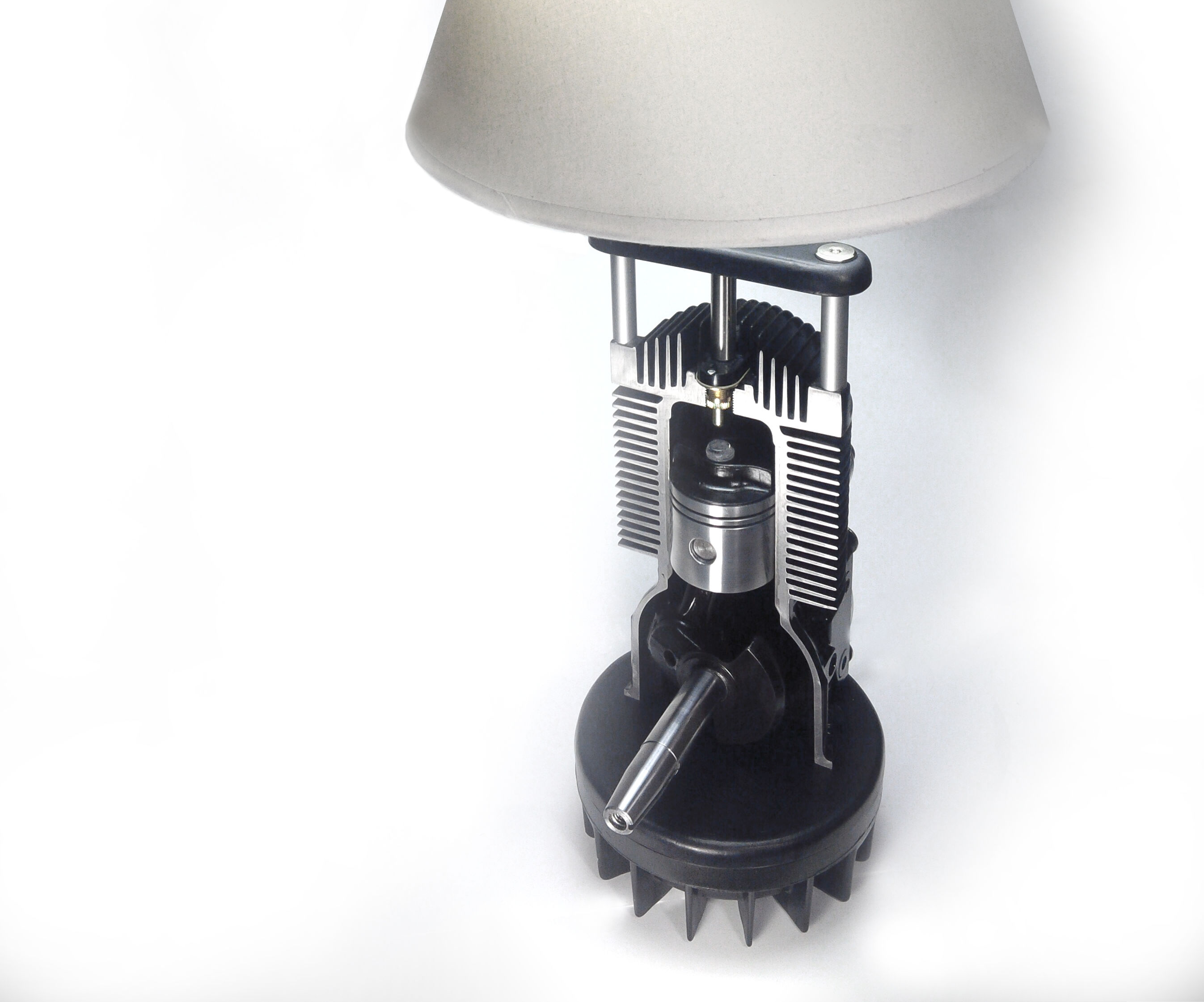 Small Engine Lamp