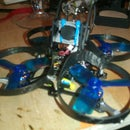 Aurora 90mm Brushless Micro Quadcopter Drone 1103 Motor 6a 4 in 1 Esc Tx-03 Aio Fpv Cam