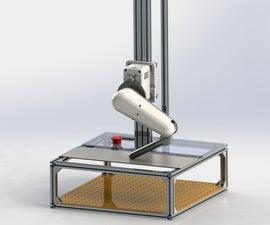 OpenLeg - Dynamic Robotic Leg