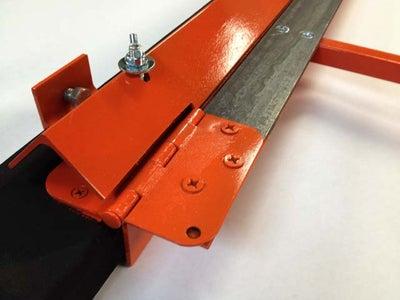 Build a Sheet Metal Brake