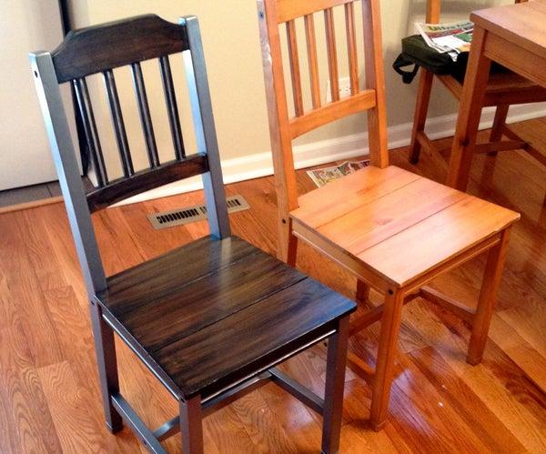 Refinishing Old Dining Room Set