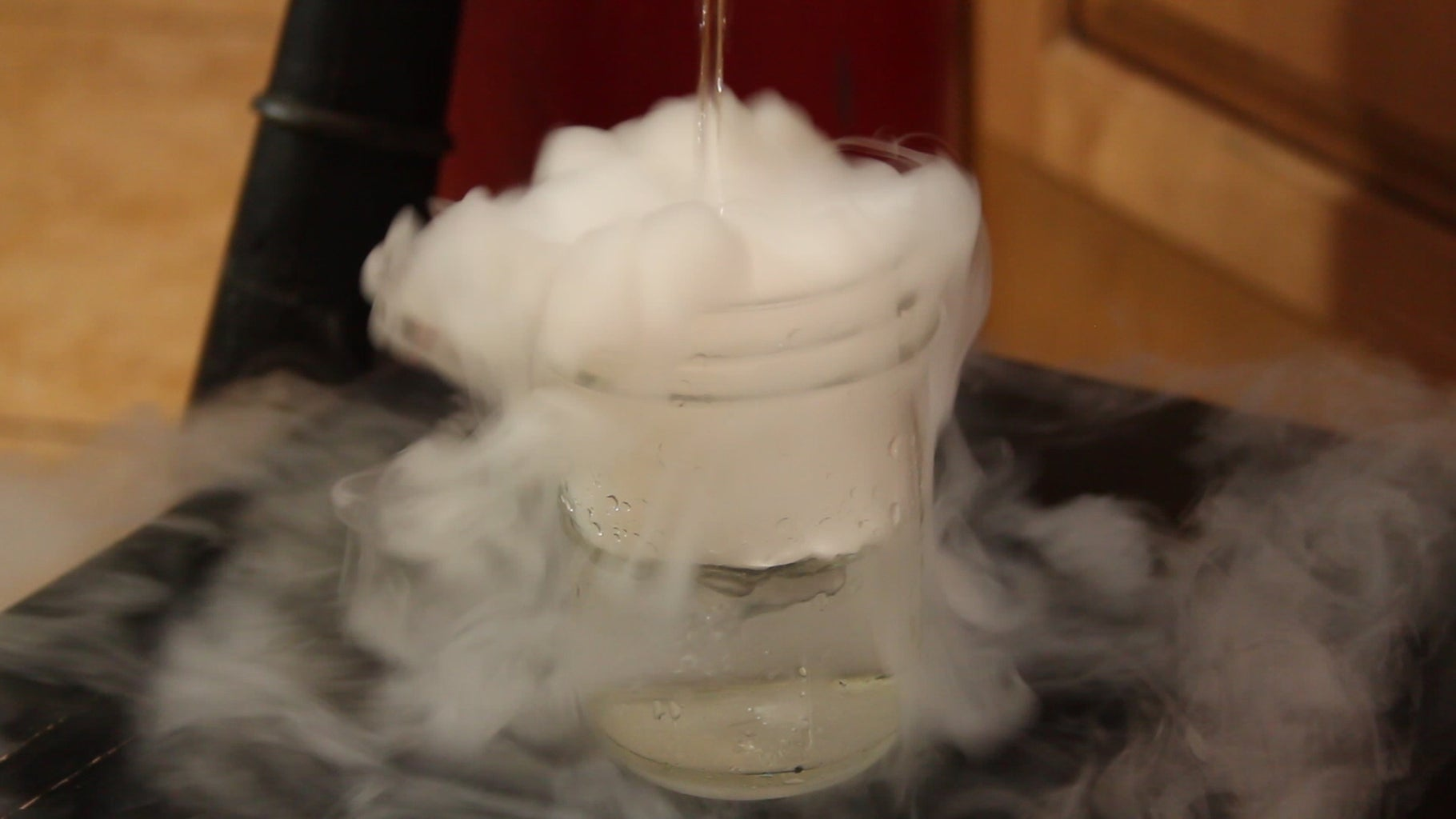 Things to Do With Dry Ice!