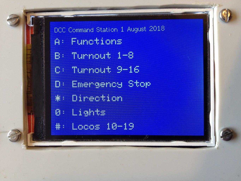 Arduino Nano With TFT LCD Display