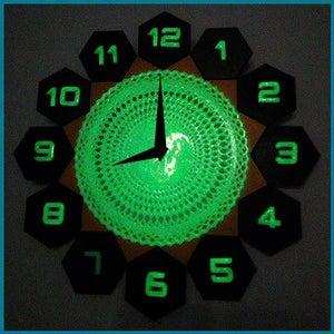 Glow in Dark Clock