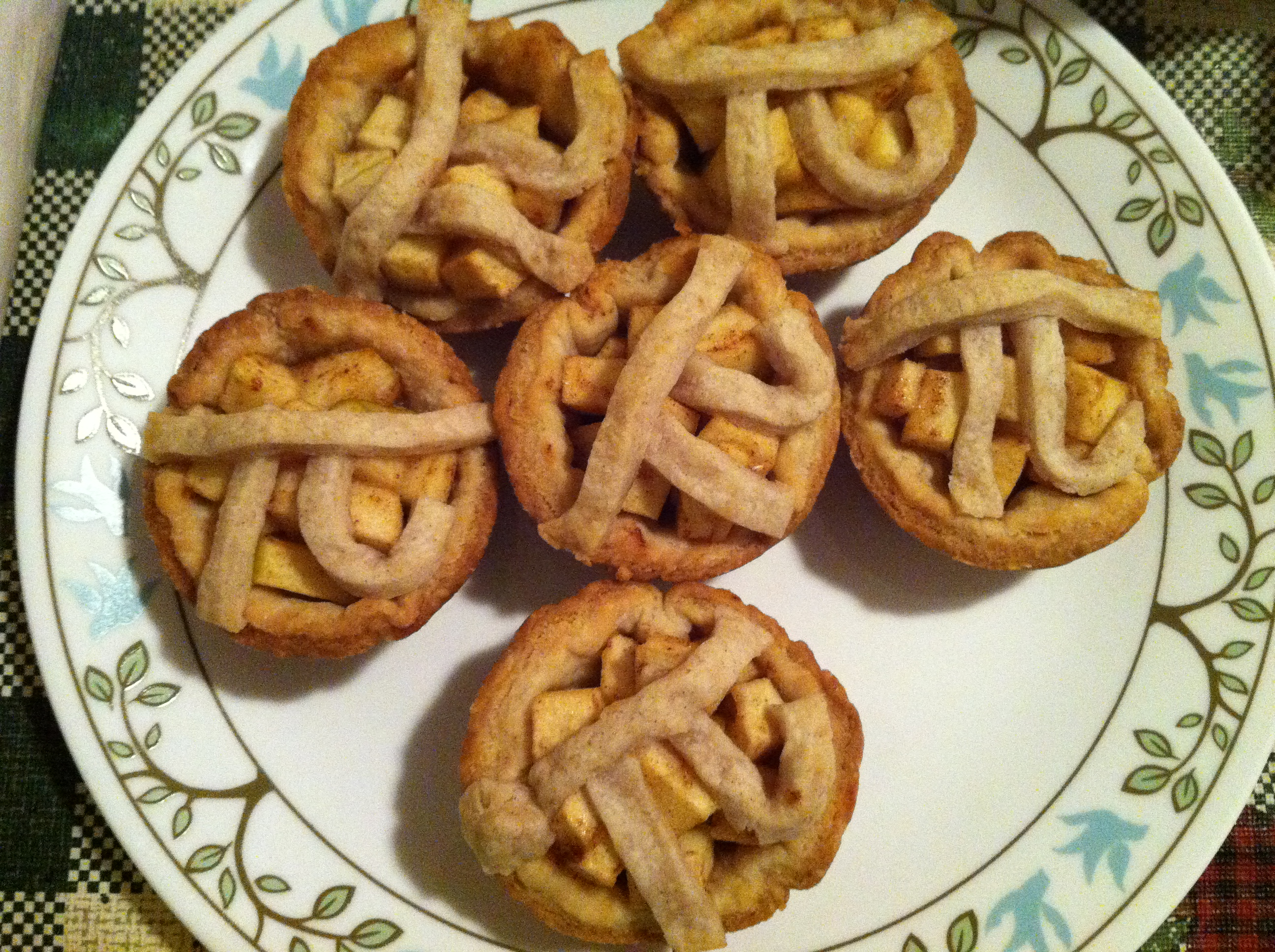 Mini Pi Pies
