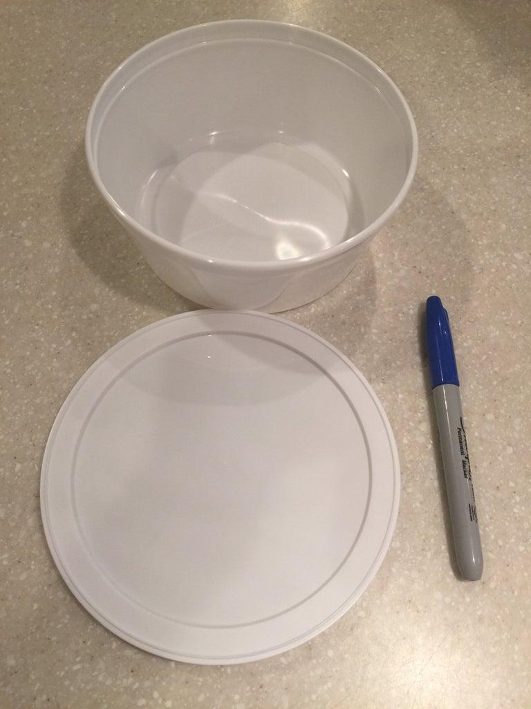 Writing on Plastic
