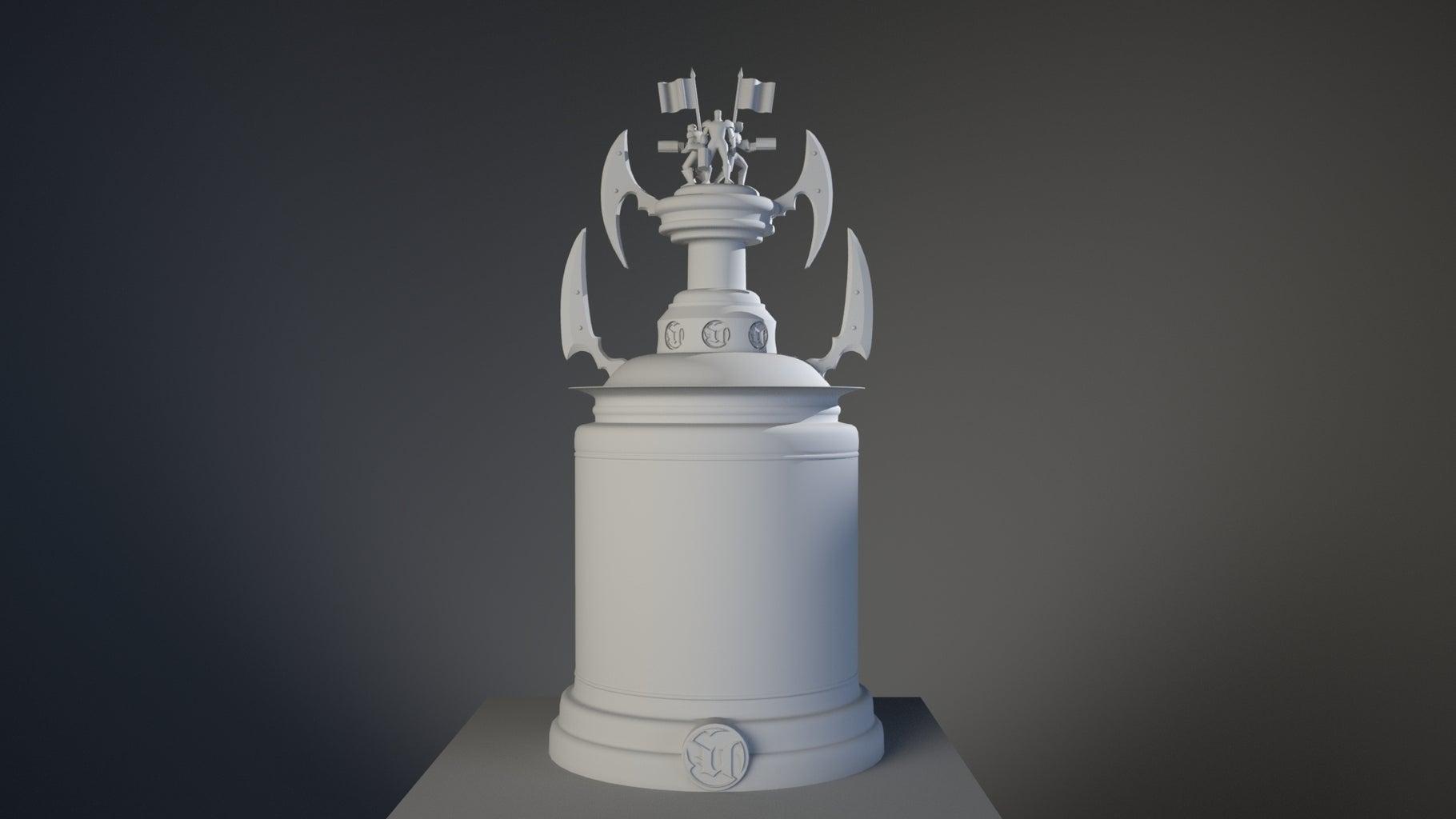 Update: 3D Model for 3D Printing